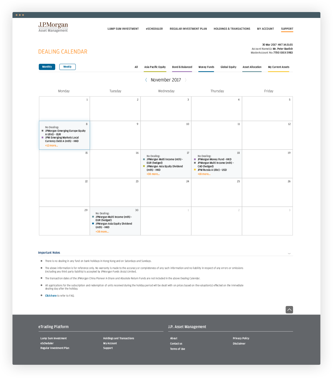 Corporate Calendar and Booking App Design And Development